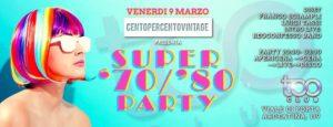 Too Club Roma Venerdi 9 Marzo 2018 – Il Venerdì del Too Club