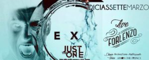Exe Roma Sabato 17 Marzo 2018 – Just The One