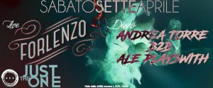 Exe Roma Sabato 7 Aprile 2018 – Just The One