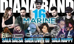 Marine Village sabato 16 Giugno 2018 – Saturday Night
