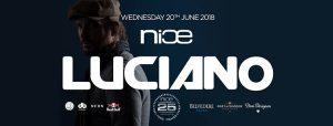 NICE Roma Mercoledì 20 Giugno 2018 – pres. Luciano | Official Event