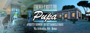 Pasticcio Domenica 18 Marzo 2018 – Pupa