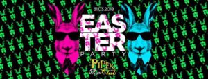 Piper Club Roma Sabato 31 Marzo 2018 – Easter Party