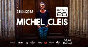 Room 26 Roma Sabato 21 Aprile 2018 – Saturday Night