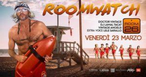 Room 26 Roma Venerdì 23 Marzo 2018 – Venerdì Vintage