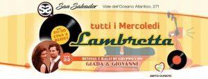 San Salvador Mercoledì 18 Aprile 2018 – Lambretta