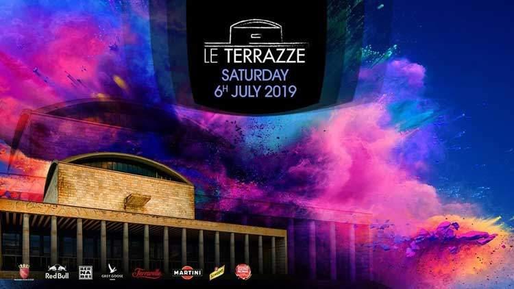 Le Terrazze Eur Sabato 6 Luglio 2019 Discoteche Roma