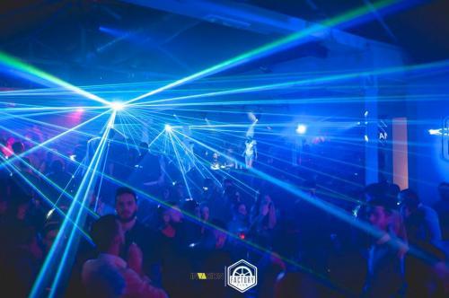 Serate magiche al Factory Disco di Roma