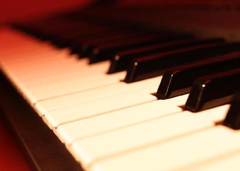 Il pianoforte più bello di Roma è alla Cabala.