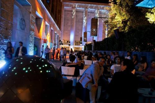 Una magnifica serata al 900 Lab di Roma.