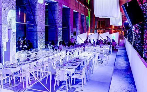 Discoteca 900 Lab di Roma, foto esterno.