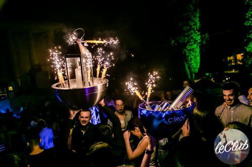 La serata al Le Club di Roma sono fantastiche. Eventi Privati e Feste indimenticabili al Le Club Roma.
