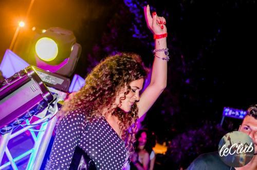 Ecco uno scatto di una nostra ospite, divertita al Le Club Discoteca Roma.