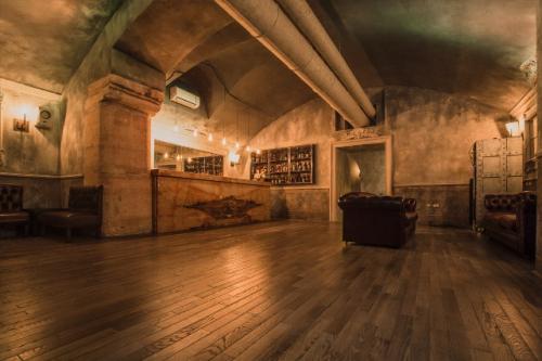 La sala interna del Lyo - Roma Centro