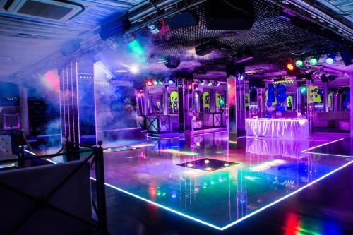 Il Magic Fly è un locale in zona Roma Nord adatto ad ogni tipo di festa ed evento.