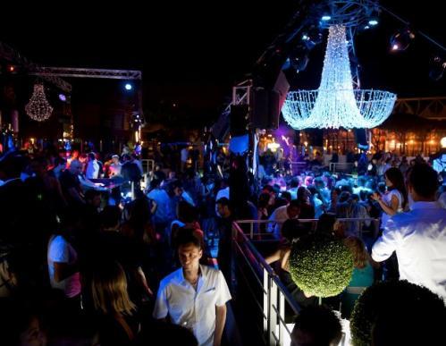 Serata magnifica alla Discoteca Nice di Roma, zona Olimpico