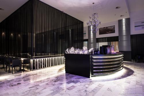 La raffinatezza e l'eleganza della discoteca Pier in zona Eur, Roma.