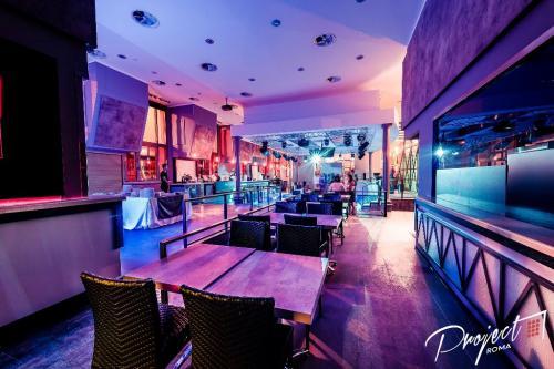 La Discoteca Project Eur è pronta per accogliere gli ospiti. Stasera serata speciale.
