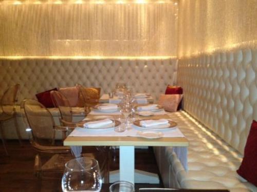 I tavoli del Tartarughino - locale nel pieno centro di Roma.