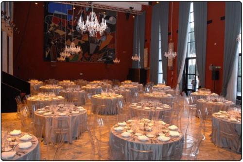 Ecco il Buffet del Salone delle Fontane, locale raffinato in zona Eur, Roma.