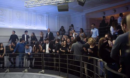 teatro centrale discoteca a roma