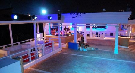 Il Wyn Club di Ostia è una location unica.