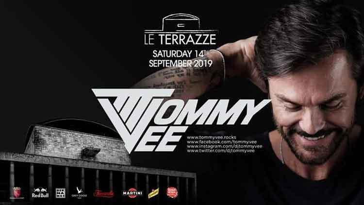 Le Terrazze Eur Sabato 14 Settembre 2019 Tommy Vee