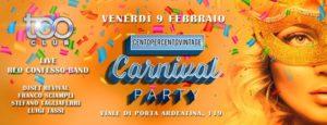Too Club: Carnival Party – venerdì 9 febbraio